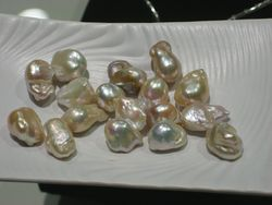 Chinese Freshwater Baroque Pearls