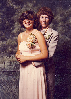 Same Hair bad prom photo foundphotoslj flickr