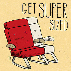 Super-sized