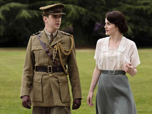 Downton Abbey armistice blouse