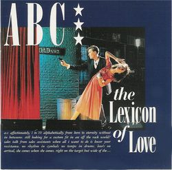 The Lexicon of Love album cover